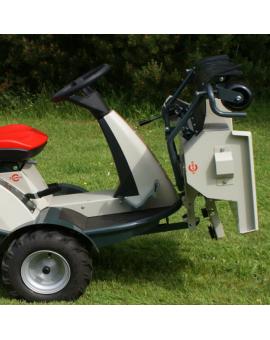 Райдер Cramer TOURNO 4WD compact без деки