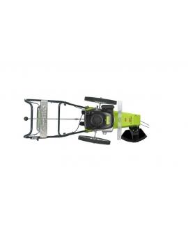 Профессиональный колесный триммер Grillo HWT 550 Tilt