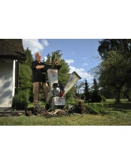 Садовый измельчитель TERRA CUT 4000