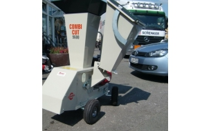Садовый измельчитель COMBI CUT 9600