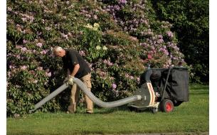 Садовый пылесос Cramer LS4000 SW
